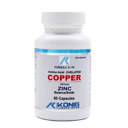 Copper - cupru cu balanta de zinc