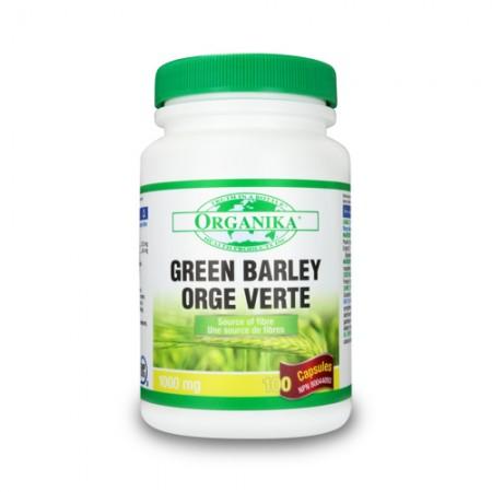 Extract din suc de orz verde (Green Barley)