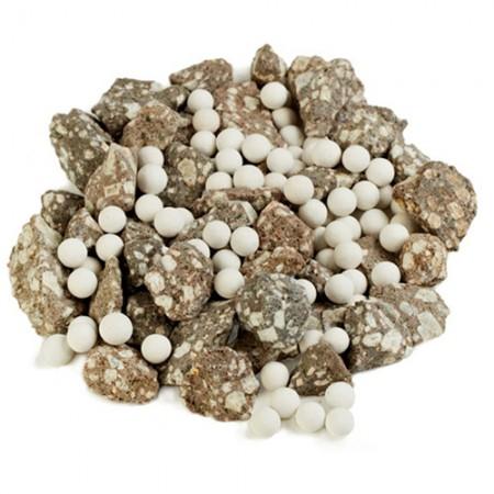 Santevia - cartus cu roci minerale