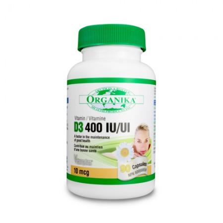 Vitamina D3 forte 400 UI