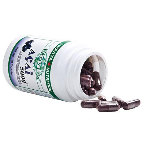 Acai 5000 forte - antioxidant nutritiv