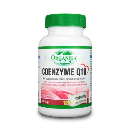 Coenzima Q10 - 60 mg - 120 capsule