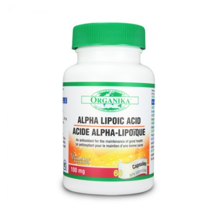 Acid alfa lipoic – 100 mg – 60 capsule