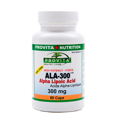 Acid Alfa Lipoic 300 mg