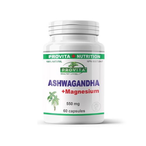 Ashwagandha cu magneziu