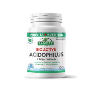 Bio-Active Acidophilus - 100 capsule