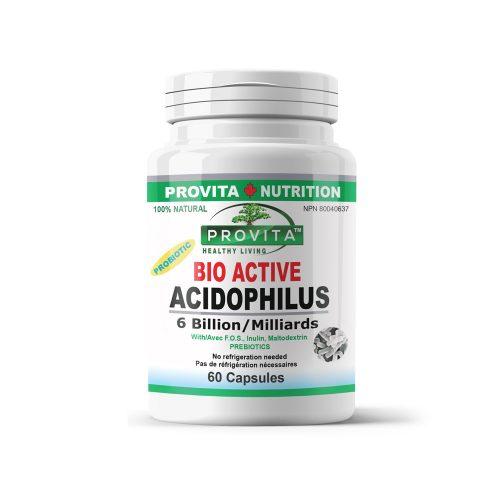 Bio-Active Acidophilus - 60 capsule