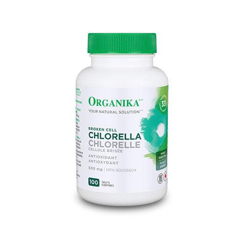 Clorela (Chlorella) - superaliment, cu multi nutrienti esentiali