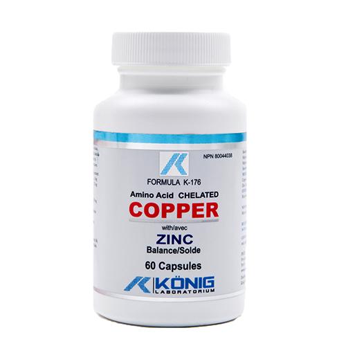 Copper – cupru cu balanta de zinc