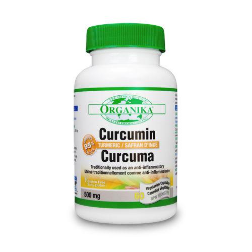 Curcumin (Curcuma)
