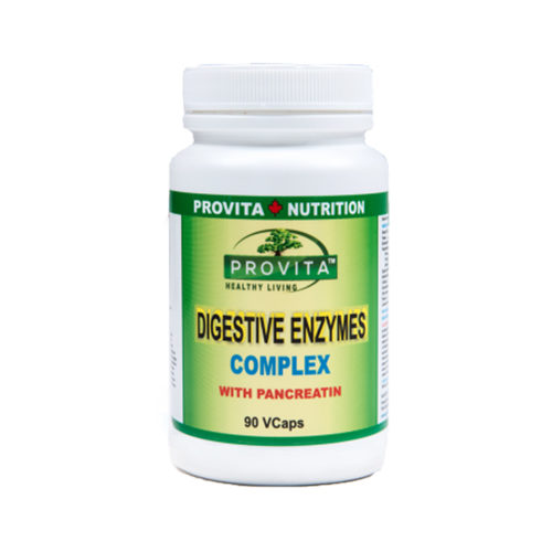 Digestive Enzymes Complex (complex enzime digestive)