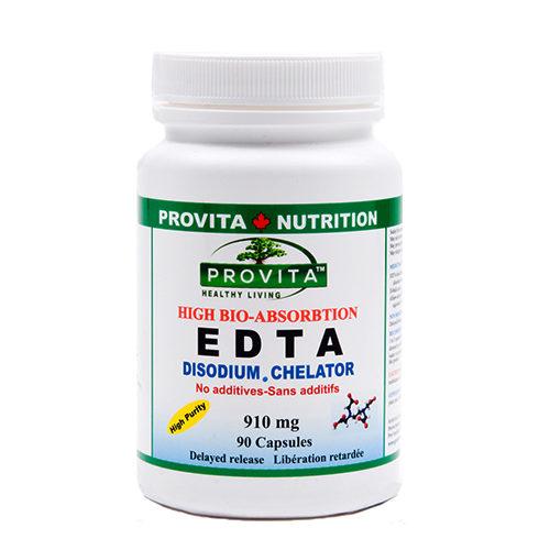 EDTA – chelat disodic biodisponibil