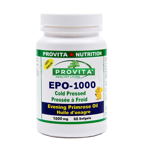 EPO 1000- Evening Primrose Oil 1000 mg