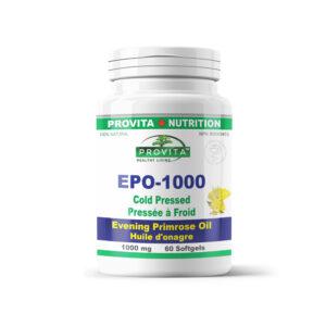 EPO-1000 - Evening Primrose Oil (Ulei de Primula)