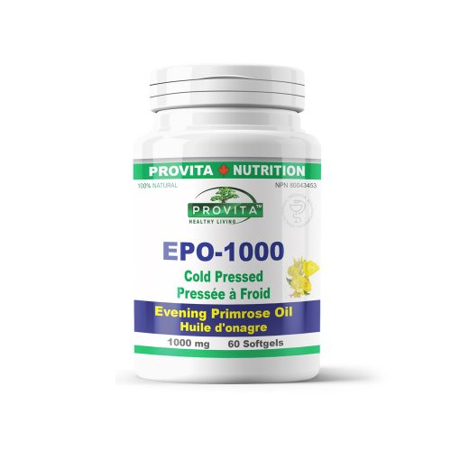 EPO-1000 - Evening Primrose Oil (Ulei de Primula)