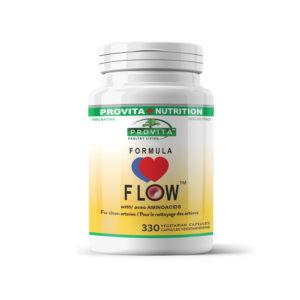 FLOW with AMINOACIDS (Formula flow cu aminoacizi)
