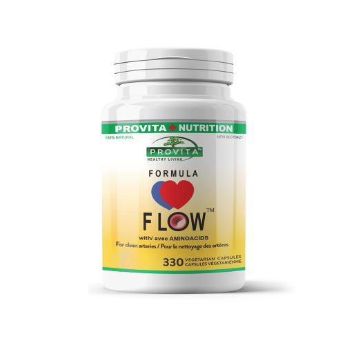 FLOW with AMINOACIDS (Formula flow cu aminoacizi)
