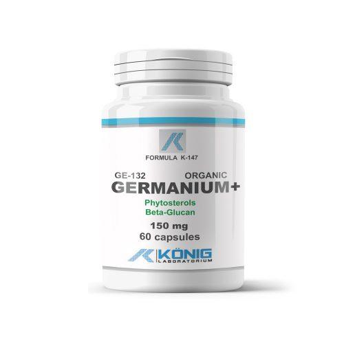 Organic germanium 132 cu fitosteroli si beta-glucan
