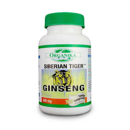 "Ginseng ""tigru siberian"""