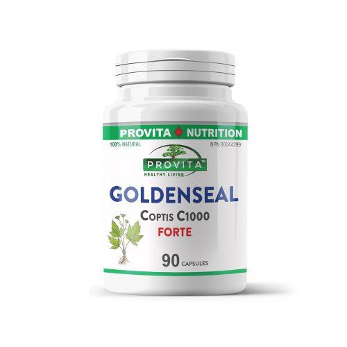 Goldenseal Coptis C. forte
