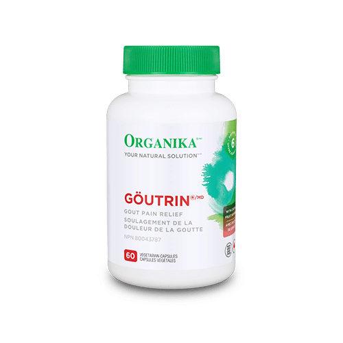 Goutrin - pentru hiperuricemie, guta