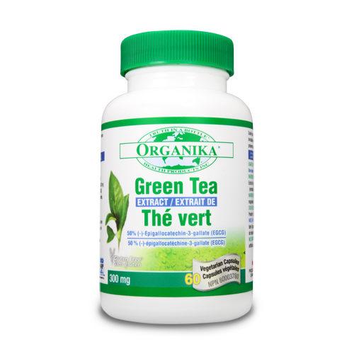 Extract concentrat de ceai verde
