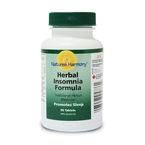 Herbal Insomnia