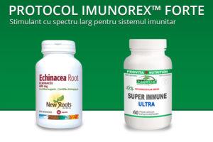 Protocol Imunorex forte de 30 de zile