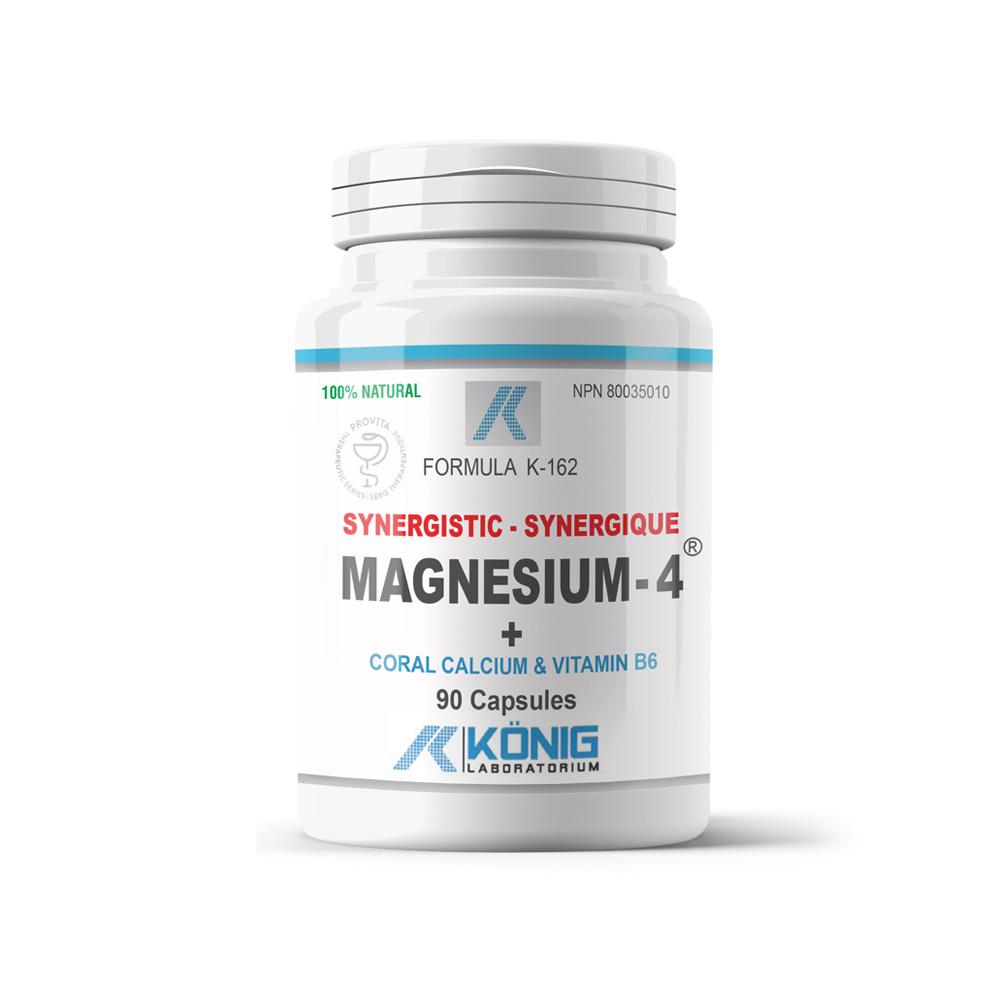 suplimentarea articulației de magneziu
