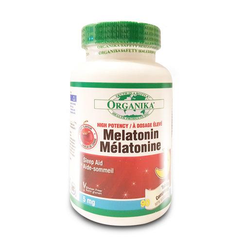 Melatonina forte - pentru o stare liniștită