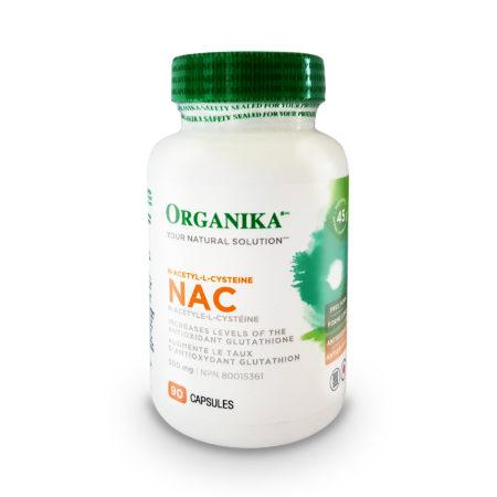 NAC (N-acetil-cisteina) - un aminoacid foarte util