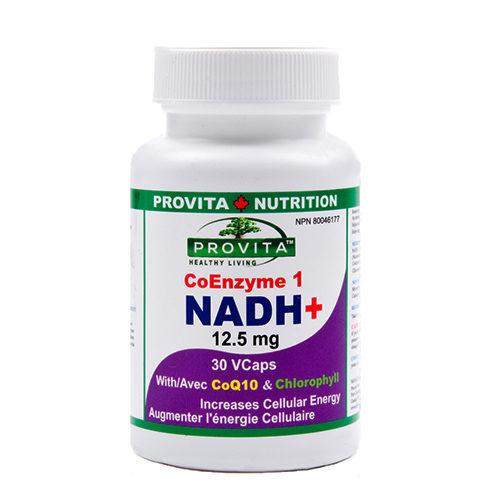 NADH+ forteNADH+ forte - energizare la nivel celular