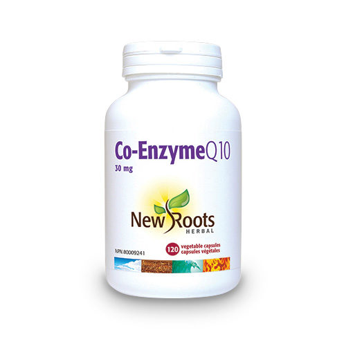 Co-Enzyme Q10 - 30 mg - 120 mg