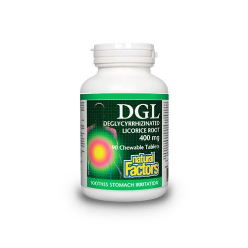 DGL (Glycyrrhiza glabra)