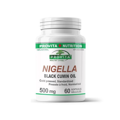 Nigella - ulei de chimen negru