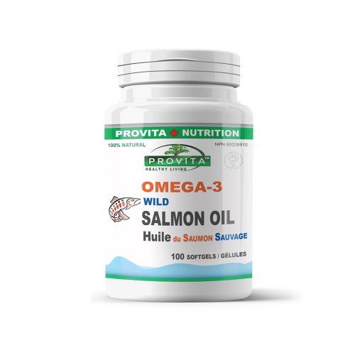 Omega 3 - ulei de somon salbatic de pacific