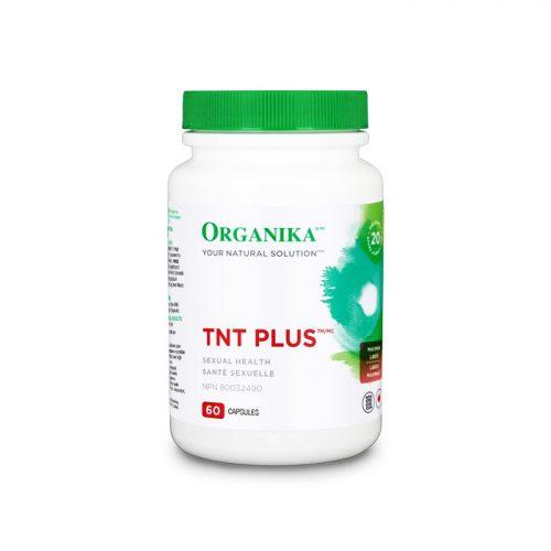 organika-tnt-plus-60-caps