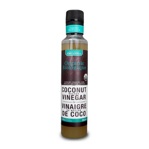 Oțet din nectar de cocos ecologic – 250 ml