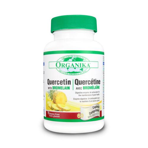 Quercetin bioactiv - antiinflamator, antioxidant