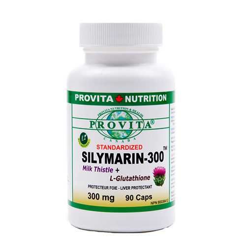 Silymarin (silimarina) 300 forte