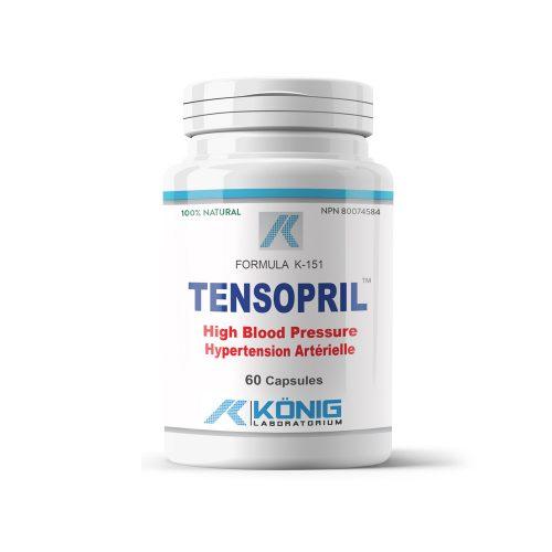Tensopril - pentru hipertensiune arteriala
