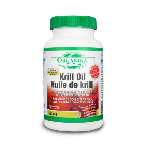 Krill Oil forte – ulei de crevete Krill forte