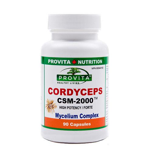 Cordyceps CSM-2000™ – Mycelium complex
