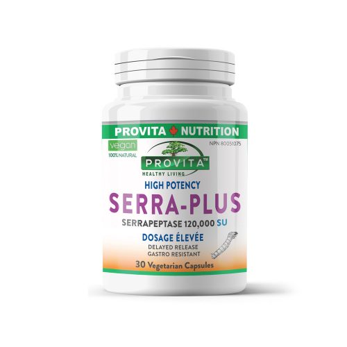 Serra Plus - super-enzima proteolitica