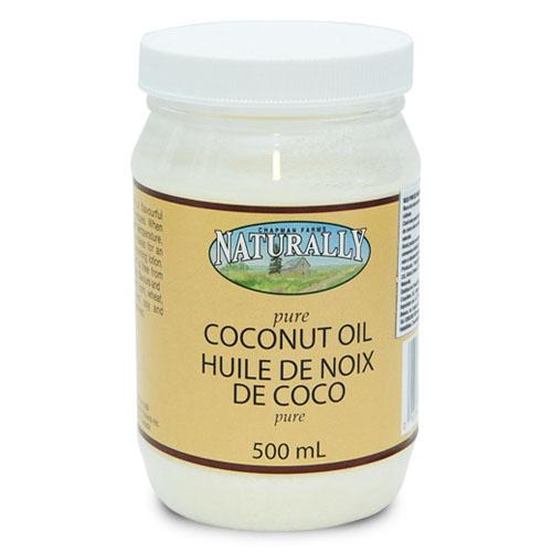 Ulei pur din nuca de cocos – 500 ml