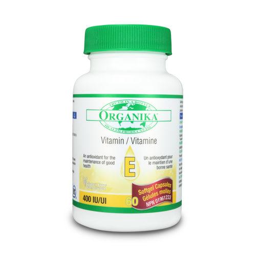 Vitamina E forte