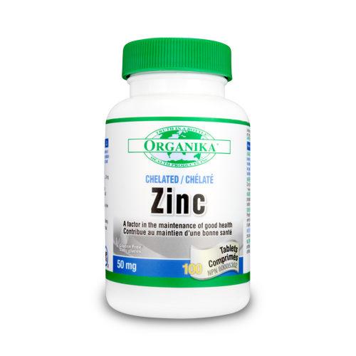 Zinc chelatinat HVP - un mineral esențial
