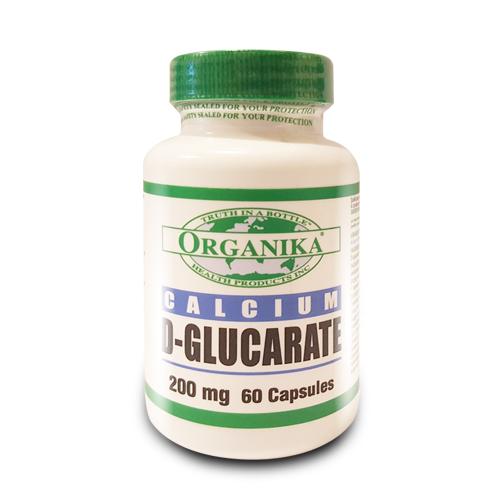 Calciu D'glucarat