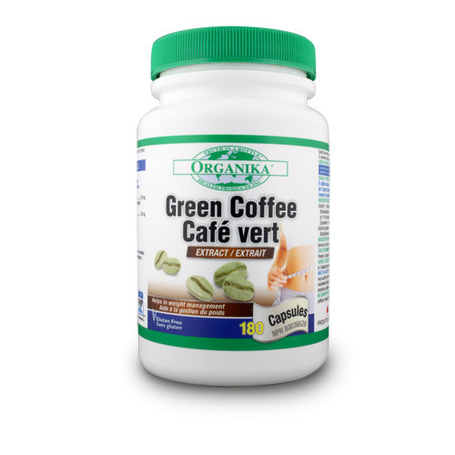 Green Coffee - extract cafea verde