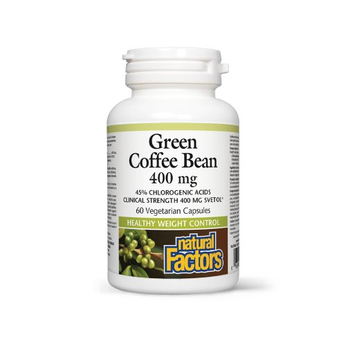 GREEN COFFEE SVETOL EXTRACT - CAFEA VERDE